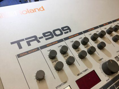 The Ultimate Guide To The Roland TR-909 – How It Works, Who Uses One + Where To Buy It!