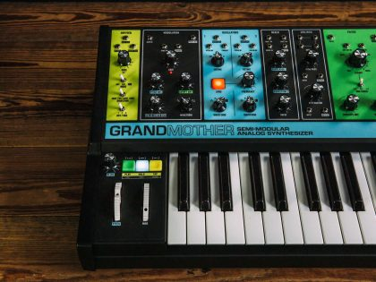 The Ultimate Guide To The Moog Grandmother – How It Works, Who Uses One + Where To Buy It!