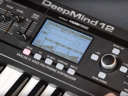 The Ultimate Guide To The Behringer Deepmind 12 – How It Works, Who Uses One + Where To Buy It!